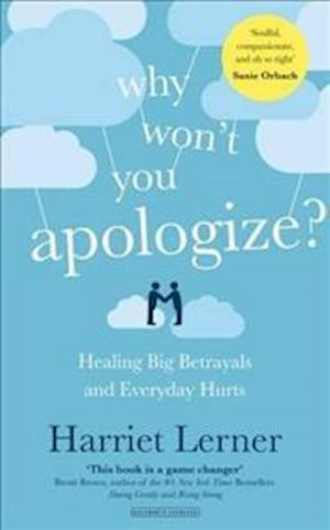 Bog, paperback Why Won't You Apologize? af Harriet Lerner