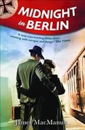 Bog, paperback Midnight in Berlin af James Macmanus