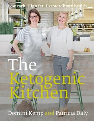 Ketogenic Kitchen af Patricia Daly, Domini Kemp