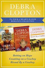 Four of Hearts Ranch Romance Collection (A Four of Hearts Ranch Romance)