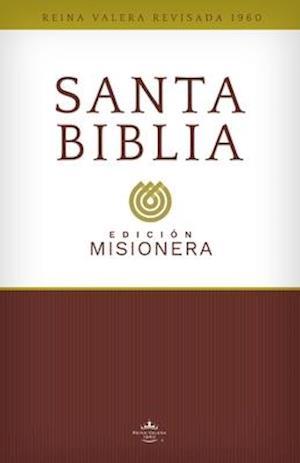 Bog, paperback Rvr60 Santa Biblia - Edicion Misionera af Rvr 1960- Reina Valera 1960