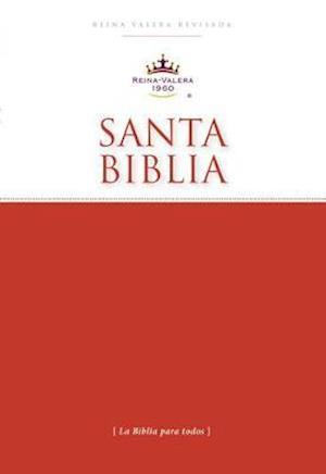 Bog, paperback Rvr60-Santa Biblia - Edicion Economica af Rvr 1960- Reina Valera 1960