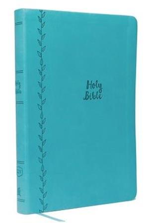 Ukendt format KJV, Value Thinline Bible, Compact, Imitation Leather, Blue, Red Letter Edition af Thomas Nelson