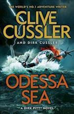 Odessa Sea af Clive Cussler