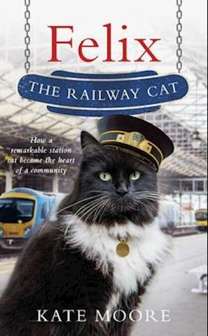 Bog, hardback Felix the Railway Cat af TBC Author