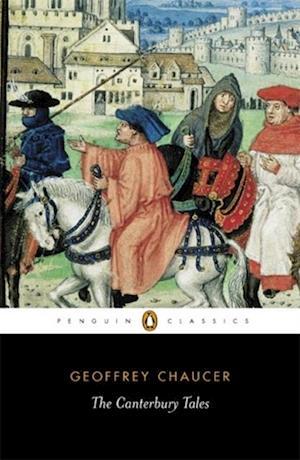 Canterbury Tales af Geoffrey Chaucer