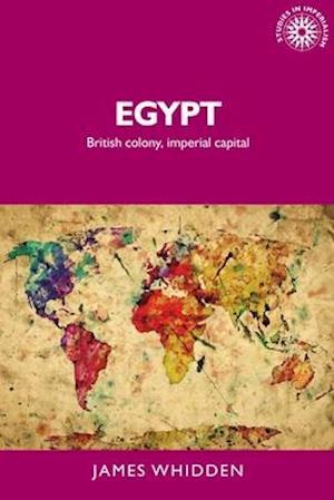 Bog, hardback Egypt af James Whidden