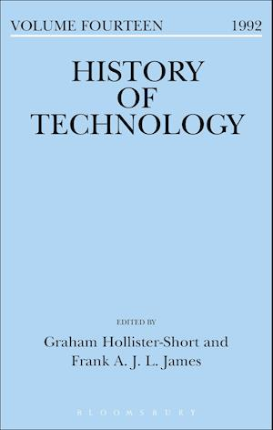 Bog, paperback History of Technology af Graham John Hollister- Short