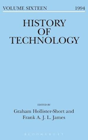 History of Technology af Graham John Hollister- Short