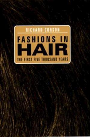 Bog, hardback Fashions in Hair af Richard Corson