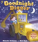 Goodnight Digger af Michelle Robinson