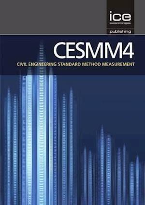 CESMM4 af Institution Of Civil Engineers, ICE