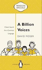 A Billion Voices (Penguin Specials)