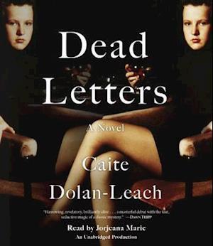 Lydbog, CD Dead Letters af Caite Dolan-Leach
