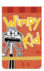 Diary of a Wimpy Kid Fregley Mini Journal af Jeff Kinney, Mudpuppy