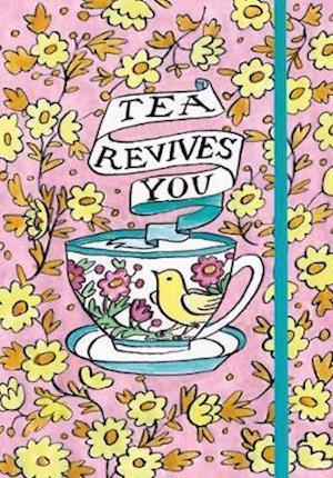 Molly Hatch Teacups Pocket Journal af Molly Hatch