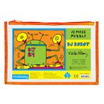 Keith Haring Dj Robot Pouch Puzzle af Mudpuppy