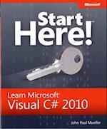 Start Here! Learn Microsoft Visual C# 2010