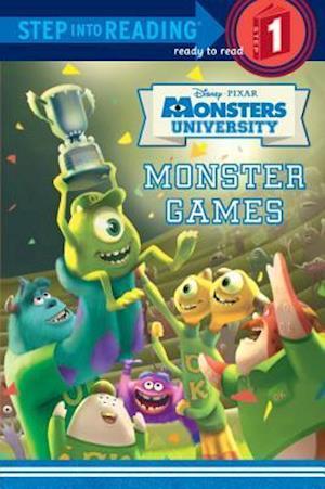 Monster Games af Melissa Lagonegro