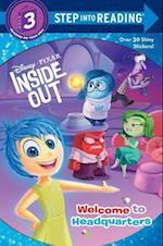 Inside Out af RH Disney