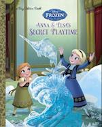 Disney Frozen Anna & Elsa's Secret Playtime (Big Golden Books)