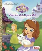 When You Wish upon a Well (Little Golden Books)
