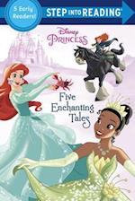 Five Enchanting Tales (Step into Reading Step 2: Disney Princess)