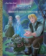 Kristoff's Crystal Adventure (Big Golden Books)