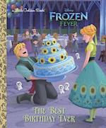 The Best Birthday Ever (Little Golden Books)