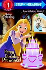 Happy Birthday, Princess! (Step into Reading Step 1 Disney Princess)