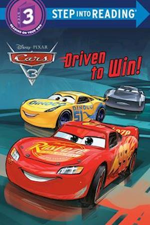 Bog, paperback Cars 3 Deluxe Step Into Reading with Cardstock (Disney/Pixar Cars 3) af RH Disney