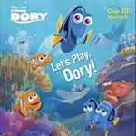 Let's Play, Dory! (Disney pixar Finding Dory)