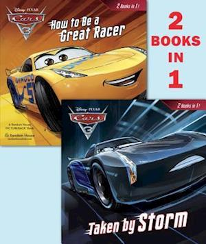 Bog, paperback Cars 3 Flip-It Pictureback (Disney/Pixar Cars 3) af RH Disney