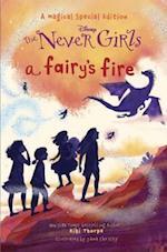 A Fairy's Fire (The Never Girls)