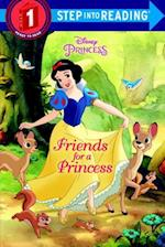 Friends for a Princess (Step into Reading Step 1 Disney Princess)