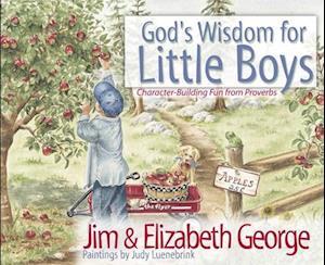 God's Wisdom for Little Boys af Jim George