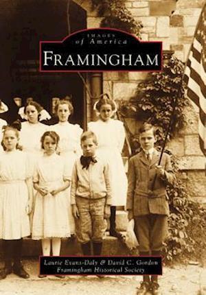 Framingham af David C. Gordon, Laurie Evans-Daly