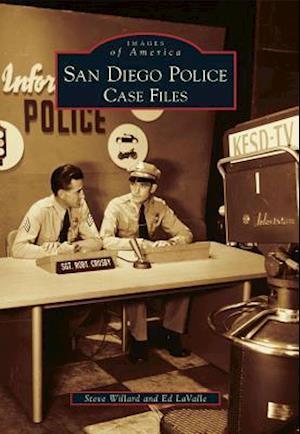 San Diego Police af Steve Willard