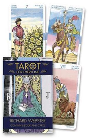 Tarot for Everyone Kit af Richard Webster