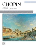 Etudes For the Piano af Chopin, Willard A Palmer