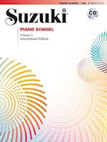 Suzuki Piano School (The Suzuki Method Core Materials, nr. 1)