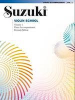 Suzuki Violin School (The Suzuki Method Core Materials, nr. 1)