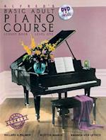 Alfred's Basic Adult Piano Course Lesson Book (Alfred's Basic Adult Piano Course)