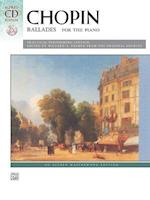 Ballades For The Piano af Chopin
