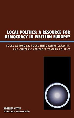 Local Politics af Angelika Vetter