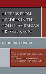 Letters from Readers in the Polish American Press, 1902-1969 af Anna D. Jaroszynska-Kirchmann