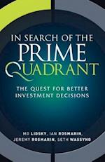 In Search of the Prime Quadrant af Mo Lidsky, Ian Rosmarin, Jeremy Rosmarin