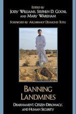 Banning Landmines af Jody Williams