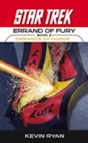 Errand of Fury af Kevin Ryan