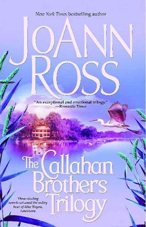 Bog, paperback The Callahan Brothers Trilogy af JoAnn Ross